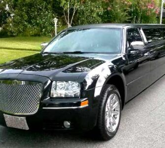 Chrysler 300 limo service